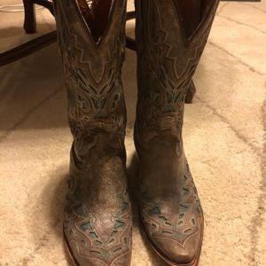 LUCCHESE BOOTS